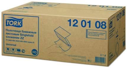 Полотенца Промо Н3 Tork Universal однослойные белые с тиснением 23*23 см 20 шт