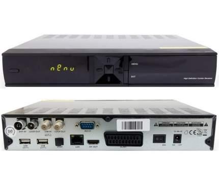 Спутниковая ТВ-приставка GoldMaster I-805B Combo CI+