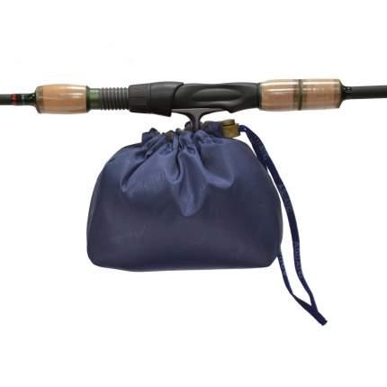 Чехол Aquatic Ч-34С для катушки синий