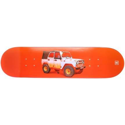 Дека для скейтборда Юнион Бобик (Bobik) 32′′X8′′ (81.28 X 20.32 см) medium (+ шкурка)