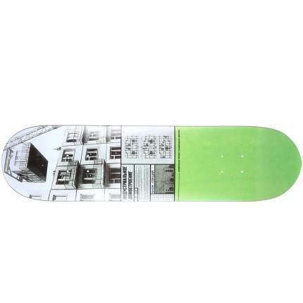Дека для скейтборда Юнион Khrushchevka 32′′X8′′ (81.28 X 20.32 см) medium