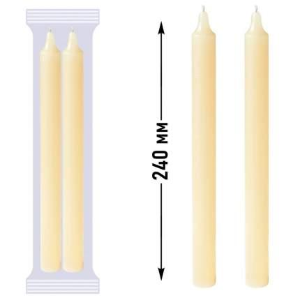 Свеча хозяйственная №70. Набор 2 шт МТ61-62