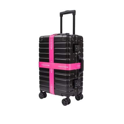 Багажный ремень Treepzon BTSACR1 розовый