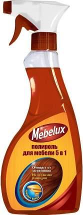 Полироль Mebelux для мебели 5 в 1