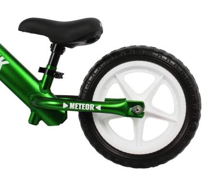 Беговел Plank Meteor зеленый G