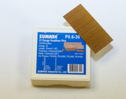 Шпильки Sumake P0.6-30