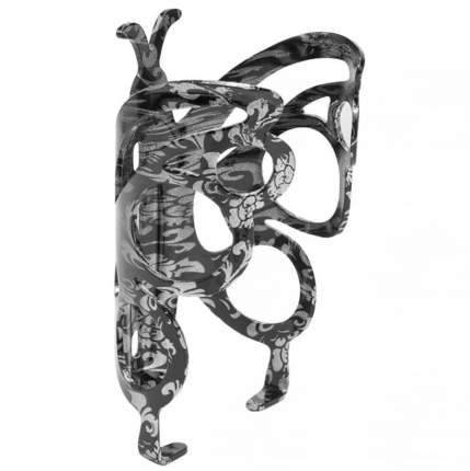 Флягодержатель NH-BC148A-T19 алюминиевый чёрно-серебристый/550043