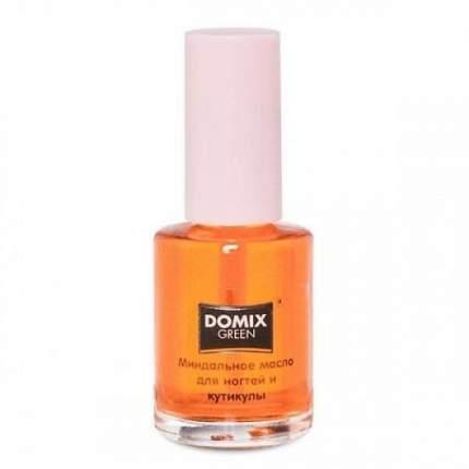 Масло миндальное для ногтей и кутикулы Domix, 11 мл