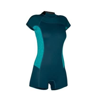 мокрый гидрокостюм Ion Muse Shorty (Backzip) SS 2,5 DL Emerald 2016 (XS)