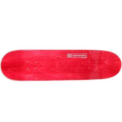 Дека для скейтборда Юнион Алиев (Aliev) 33′′X8.5′′ (83,82 X 21,59 см) high (+ шкурка)