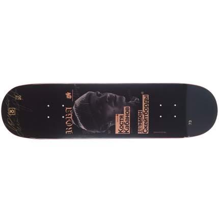 Дека для скейтборда Юнион Kabanov 31,75′′X8,125′′ (80.64 X 20.64 см) medium