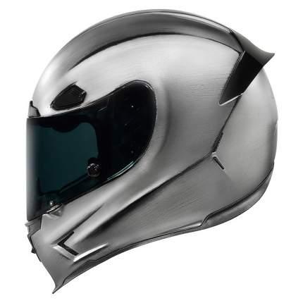 Шлем ICON AIRFRAME PRO QUICKSILVER - SILVER, размер M