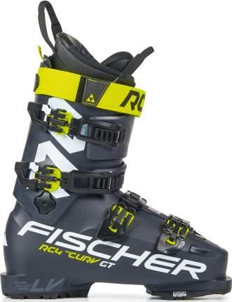 Горнолыжные ботинки Fischer Rc4 The Curv Gt 110 Vacuum Walk 2021, darkgrey/darkgrey, 28.5
