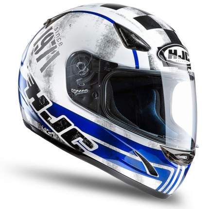 Шлем HJC CS14 CHECK71 MC2, размер L