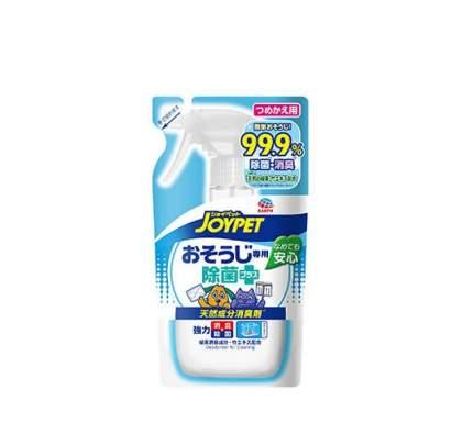 Уничтожитель меток и сильных запахов туалета кошек Japan Premium Pet, сменный блок, 240мл