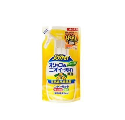 Уничтожитель меток и сильных запахов туалета собак Japan Premium Pet, сменный блок, 240мл