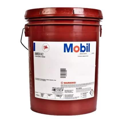 Смазка MOBIL Unirex N 2 пластичная NLGI 2 18 кг