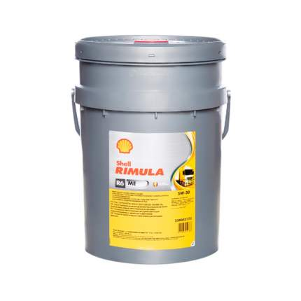 Масло Shell Rimula R6 MЕ 5w30 диз.мот.син. (20л) NEW