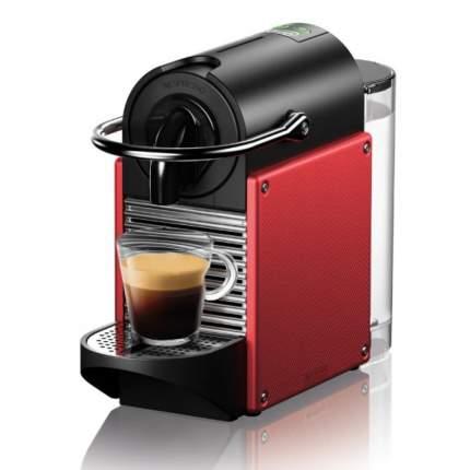 Кофемашина капсульного типа Delonghi Nespresso EN 124 R