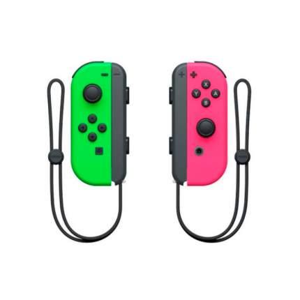 Геймпад Nintendo Switch Joy-Con HAC-A-JAFAA 2шт Pink/Green