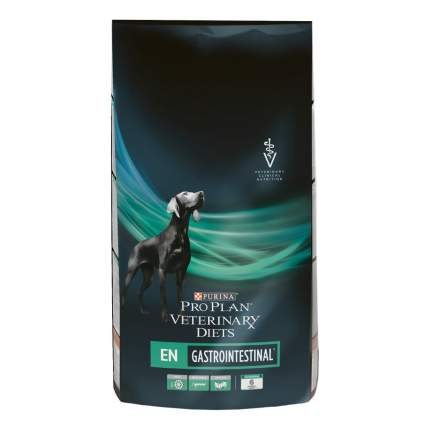 Сухой корм для собак Pro Plan Veterinary Diets EN Gastrointestinal, при болезнях ЖКТ, 12кг