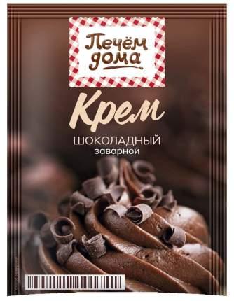 """Крем-десерт Печем дома """"Шоколадный """" 90 г х 15 упак. в ш/б"""
