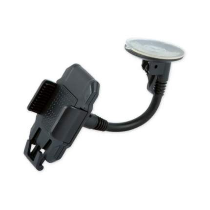 Держатель телефона/навигатора на лобовое стекло/панель черный ARNEZI A0602032