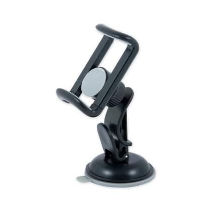 Держатель телефона/навигатора на лобовое стекло/панель черный ARNEZI A0602014