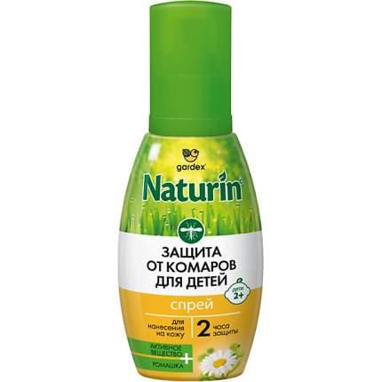 Спрей от комаров для детей с 2 лет NATURIN 75 мл