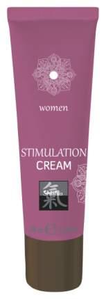Возбуждающий крем для женщин Stimulation Cream 30 мл Shiatsu
