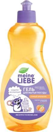 Гель для мытья посуды Meine Liebe сочный апельсин концентрат