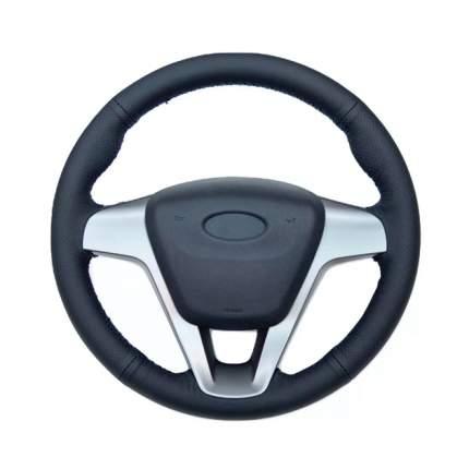 Оплетка руль+спицы Lada Vesta 15- X-Ray 16- AutoBra 4130