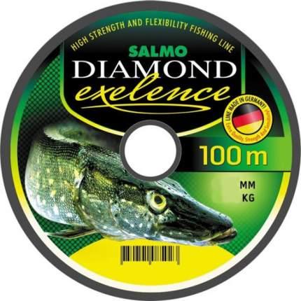 Леска монофильная Diamond Exelence, 0,15 мм, 100 м, 2,25 кг