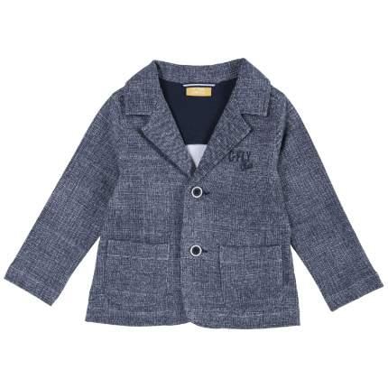 Пиджак Chicco синий, размер 92