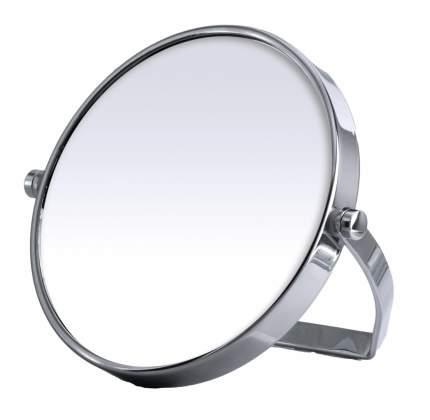 Зеркало косметич. для путешествий Vanellope 1х/2х-увелич. хром