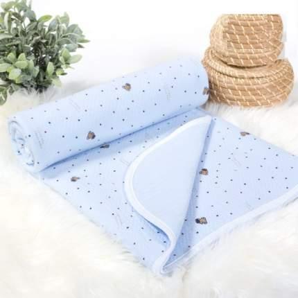 Одеяло-покрывало трикотажное Сёма 140х200