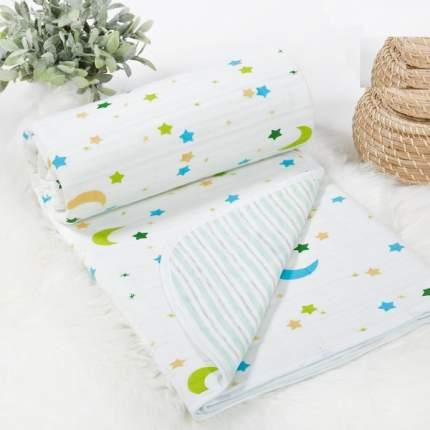 Одеяло-покрывало трикотажное Ночка 140х200