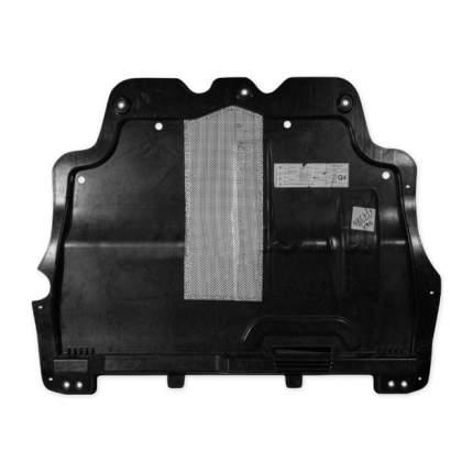 Защита картера двигателя, + кронштейн 2шт VAG 7N0018903