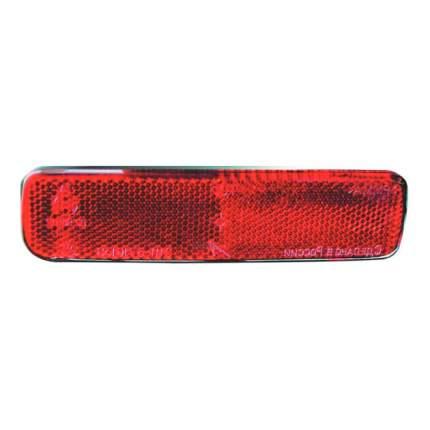 Катафот заднего бампера ВАЗ 2111 левый АвтоДеталь