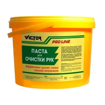 Очиститель рук паста-скраб 11 л. Victor ПС-11