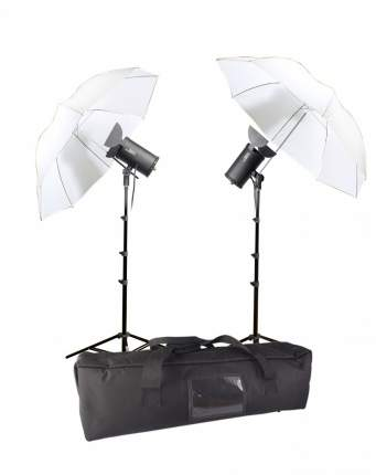 Комплект Rekam Mini-Light Ultra M-250 Umbrella 90 Translucent Kit