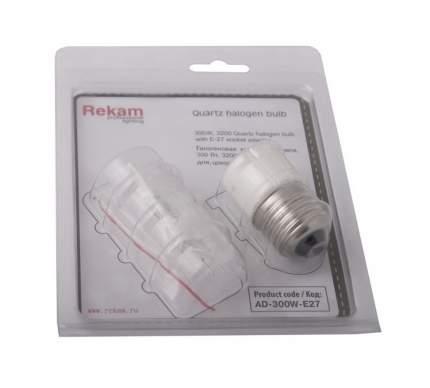 Лампа Rekam галогенная кварцевая 300W/220V/GX6.35 V