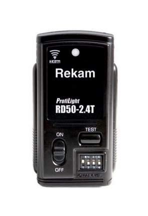 Радиотрансмиттер Rekam RD50-2.4T (5 групп по 10 каналов)