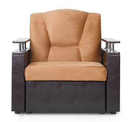 Кресло-кровать Золотое руно Золотое руно София Селект 038 велюр/Галактика 8 иск. кожа
