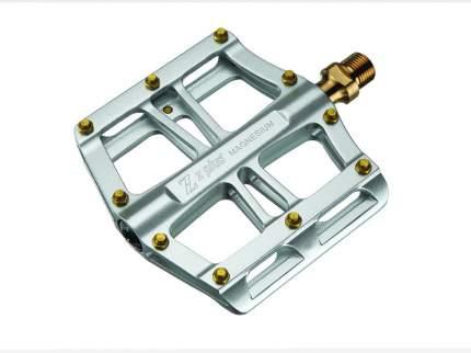 Z-plus z-1303, dh/bmx/fix-gear, ось cr-mo, сменные стальные пины, промподшипники
