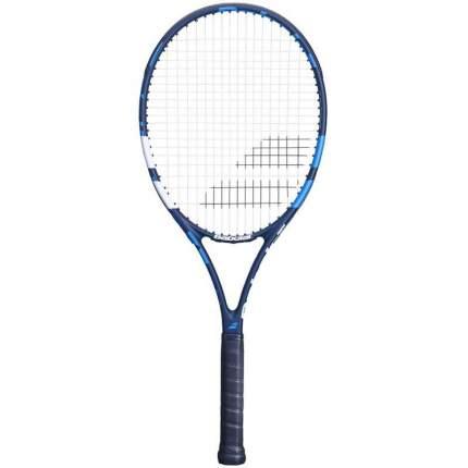 Ракетка для большого тенниса Babolat Evoke 105 черная/синяя/белая