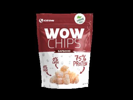 Чипсы Geon Wow Chips 30 г барбекю