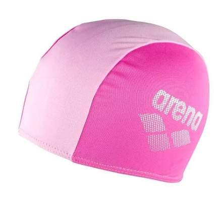 Шапочка для плавания Arena Polyester II (детская), -, розовый, любительский, полиэстер