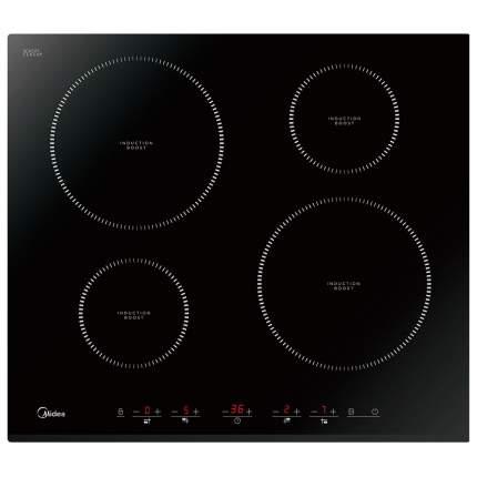 Встраиваемая варочная панель индукционная Midea MIH 64516 F Black