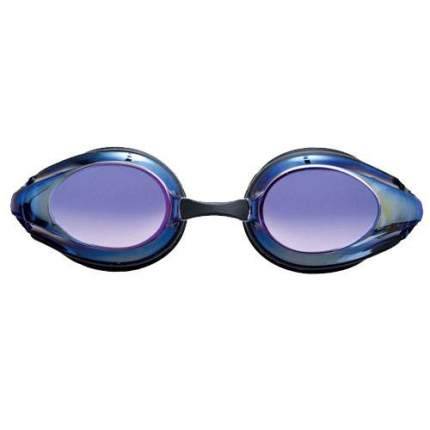 Очки для плавания Arena Tracks Mirror black-blue multi-black